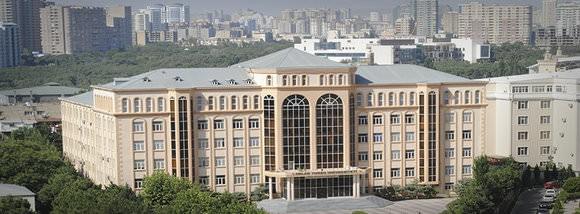 azerbaycan üniversite