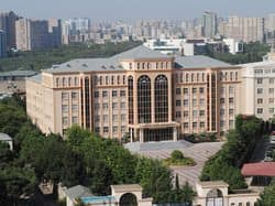 bakü'de üniversite