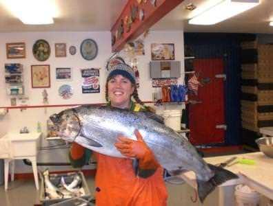 alaska balık işleri