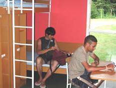 fransa yaz okulu yurt konaklama