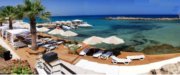 kıbrıs plaj